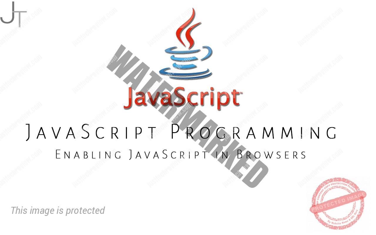 Enabling-JavaScript-in-Browsers