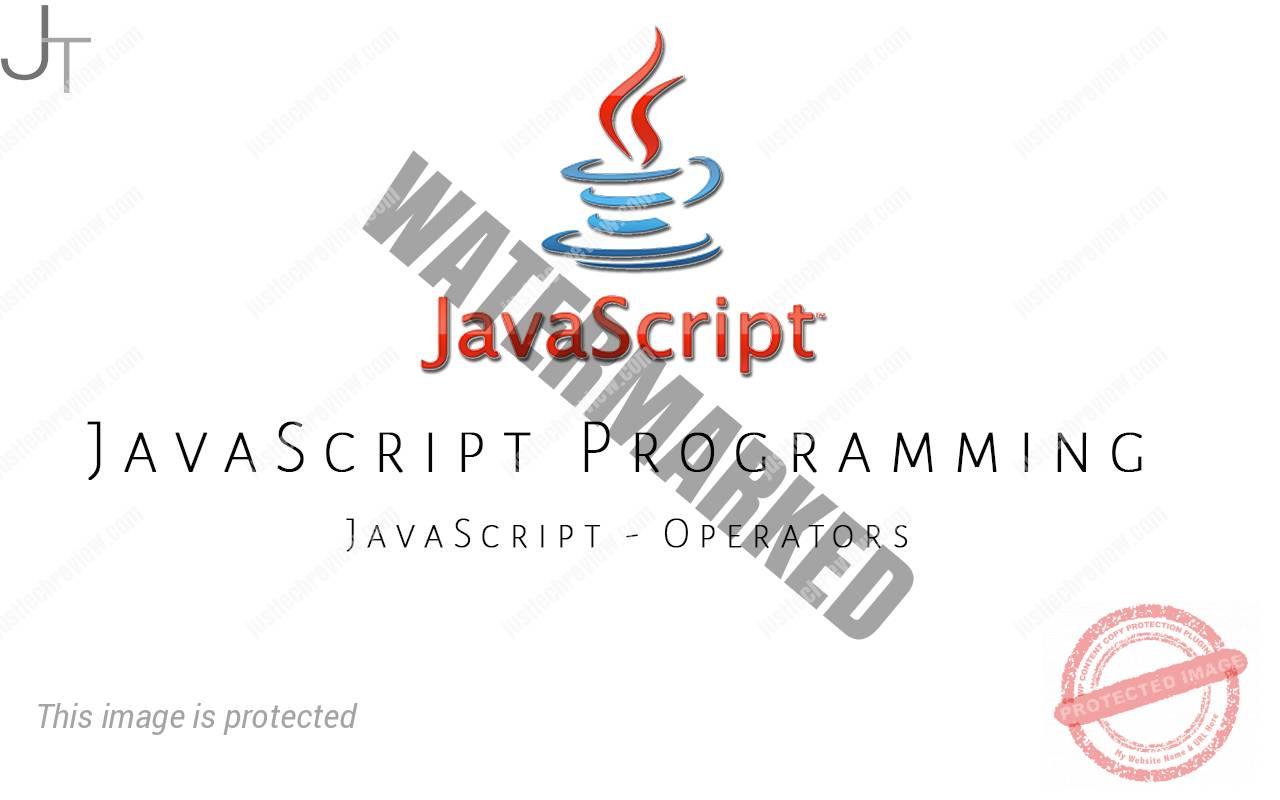JavaScript-Operators
