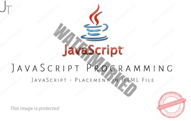 JavaScript-Placement-in-HTML-File