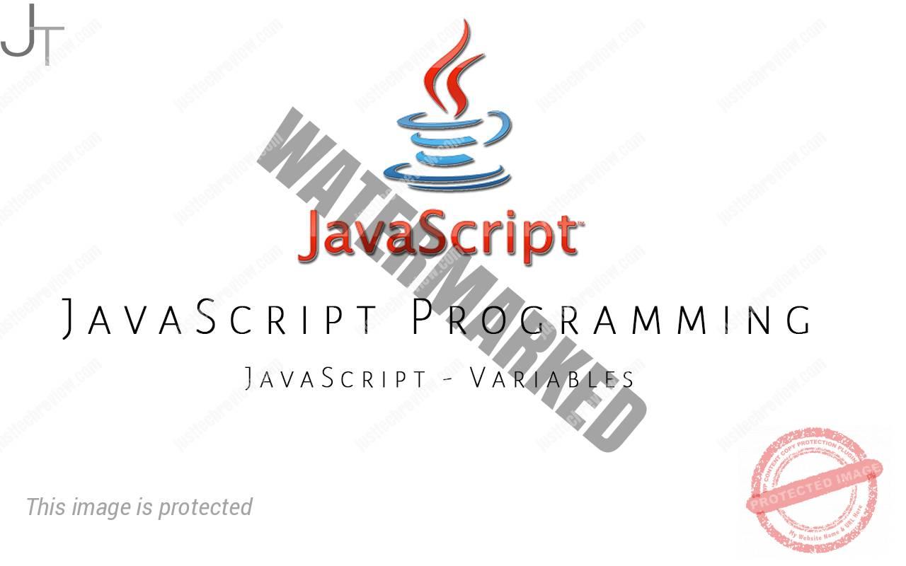 JavaScript-Variables