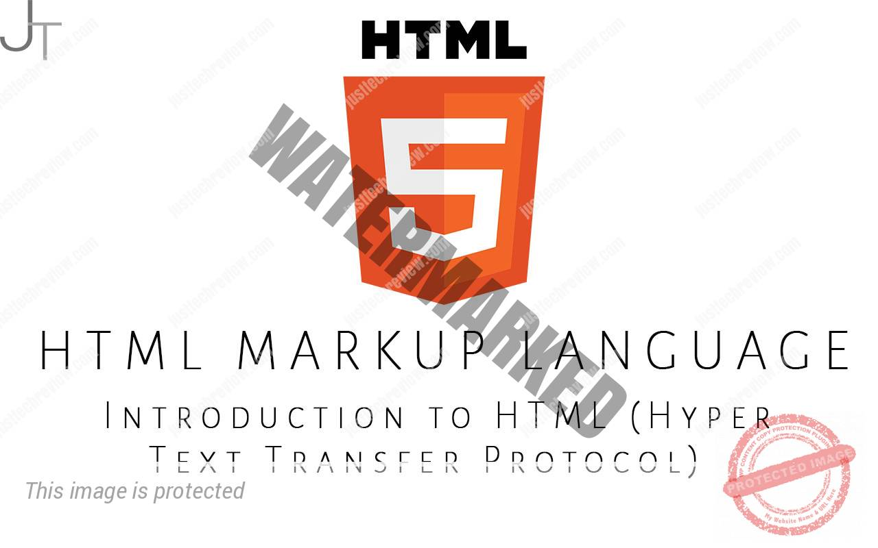 Introduction to HTML (Hyper Text Transfer Protocol)