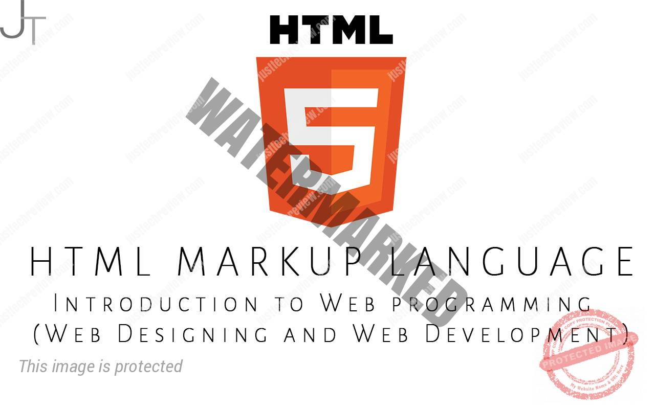 Introduction to Web programming (Web Designing and Web Development)