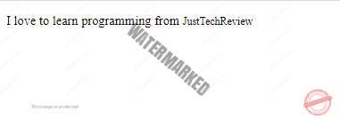 HTML Text Formatting