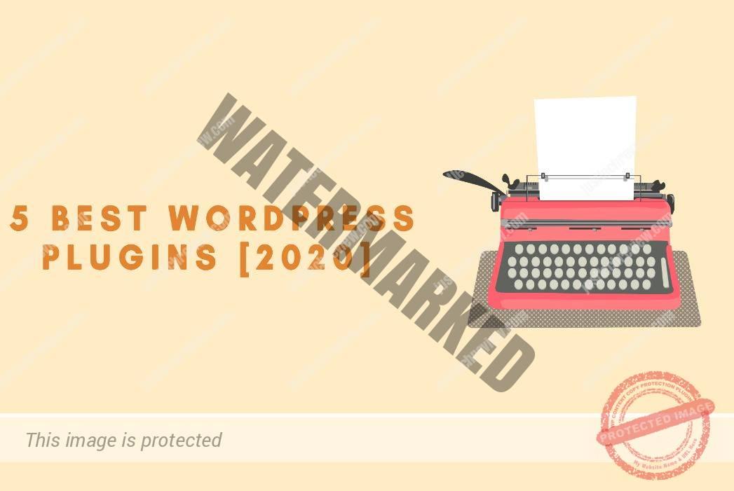 5 Best WordPress Plugins For Blogs